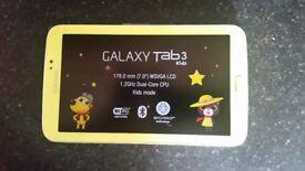"Samsung Tab 3 7"" Kids"