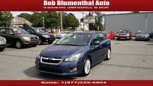 2013 Subaru Impreza CVT Touring Pkg ($62 weekly, 0 down, all-in,