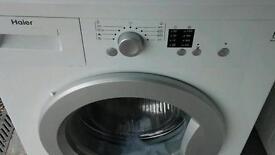 Washing machine in good working order.