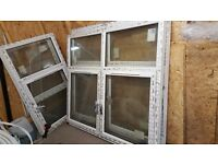4 double glaze brand new windows
