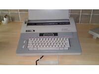 Smith Corona XD4800 Electronic word processing Typewriter, portable