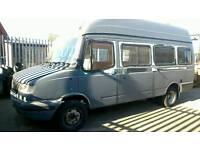 2004 LDV Convoy Camper Van Project