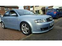Audi a4 s line kitted