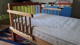 Toddler/junior bed for sale.
