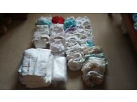 Huge cloth nappy bundle