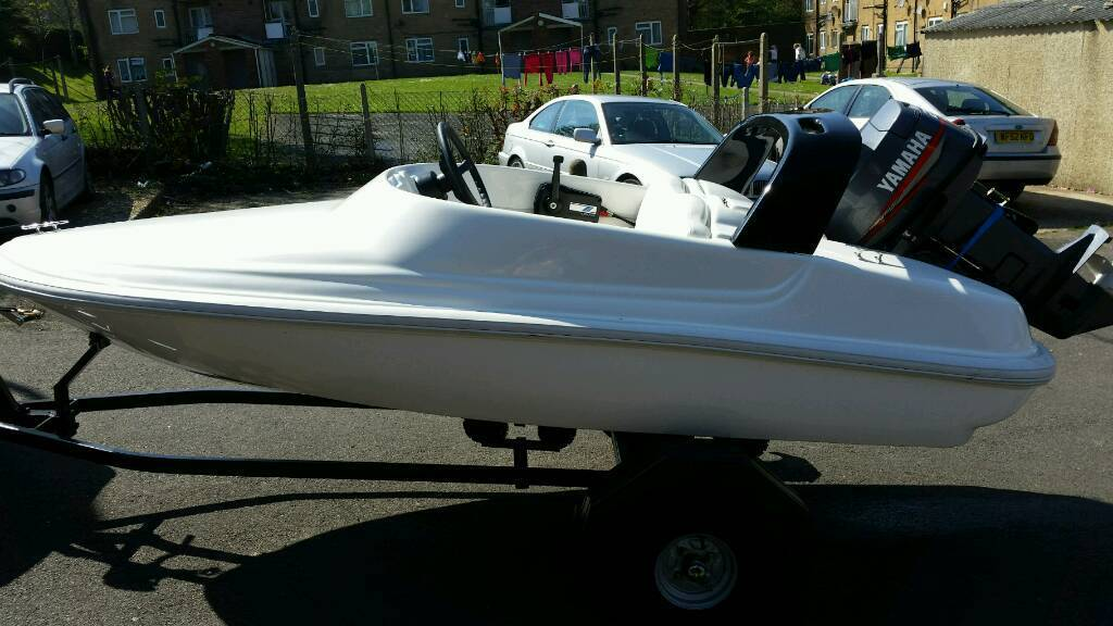 Cheap Used Jet Skis For Sale >> speed boat mercury mouse micra | in Bournemouth, Dorset | Gumtree