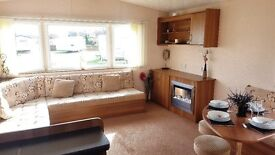 GREAT VALUE STATIC CARAVAN FOR SALE SITED ON CHERRY TREE NR GREAT YARMOUTH NORFOLK