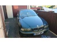 BMW 528ISE E39 spares or repair