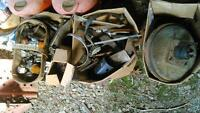 70's Ford p/u misc. parts