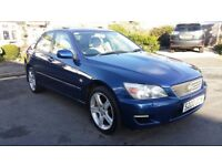 Lexus IS200 2.0 Automatic FLSH 1 Years Mot (320i 325i 520i 525i c180 c200 a4 avensis accord passat)