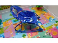 Baby rocker swing, Good condition. From smoke free home.