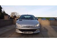 Peugeot 206 Zest 3 2005 | 1.1| 80k miles | Great first time car