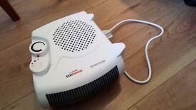 Fan heater works perfectly £5