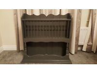 Kitchen Wall Dresser/Plate Rack in Really Good Condition
