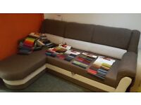 Corner Sofa Bed Bruno