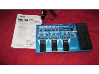 Boss me-50 guitar fx pedal