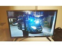 BlauPunkt TV With DVD player