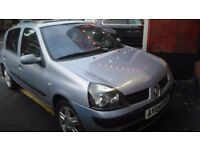 TIDY CLIO long test jan 18... 52000 from new