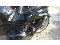 2008 Kawasaki ZZR1400. Immaculate condition FSH 1 year MOT