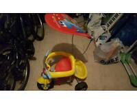 Smart Trike Childs Tricycle