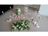 Wedding bundle decorations