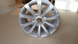 "BMW 17"" Alloy Wheel 3 series Brand New Original / Genuine"
