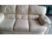 3 three seater sofa