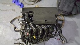 Ford Duratec 1.4 engine and ancillaries for sale
