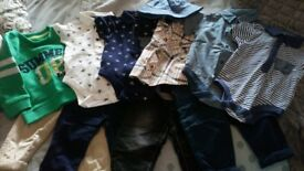 Baby boys clothes bundle 3-6 months, new