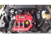 Vectra b 2.5 v6 engine