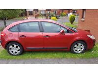 Citroen C4 2005 5 Door 103 000 Miles MOT till end December 2017