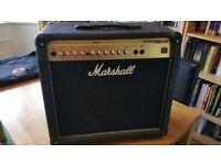 Marshall 50W AVT50 amplifier