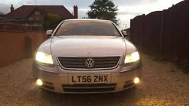 VW Phaeton 3.0 TDI v6 4 motion
