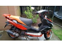 Direct bike scooter 125