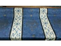 Large selection of upholstery fabics