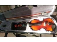 Chas E Foote 3/4 Violin