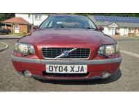 Volvo s60 2.4 d5 2004. 163bhp. Good condition