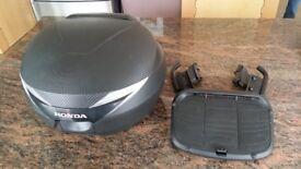 HONDA CBR500 OR CB500 TOPBOX & RACK