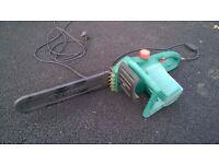 Chainsaw Bosch AKE40 1800W 40cm Electric chainsaw (mains)- Used Great condition 4.1kgs