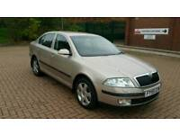 Skoda octovia 2.0 TDI PD automatic diesel excellent condition