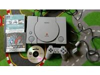 Sony Playstation With games Working!
