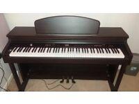 Minster MP5-8H digital piano