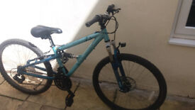 Solid Ladies Mountain Bike - Good Condition