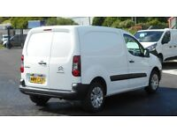 2015 CITROEN BERLINGO ENTERPRISE 90 BHP. IMMACULATE VAN WITH ONLY 33000 MILES. AIRCON. PARK ASSIST.