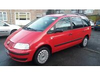 2.0vw sharan7seater 2003year petrol auto1 owner 92000mile mot till 03/02/18history 3 month warranty