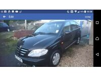 7 seater ssangyong rodius, 07