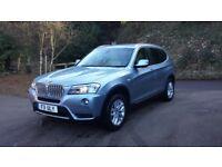 BMW X3 Xdrive 3.0D SE / Msport 10 optional factory extras
