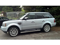 Land Rover RANGE ROVER SPORT 2.7 TDV6 HST - Great car, Great Value!