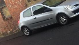 2008 Renault Clio new shape DCI