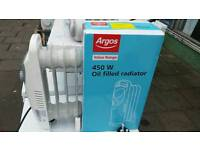 Oil filled radiator fully working brand new in box